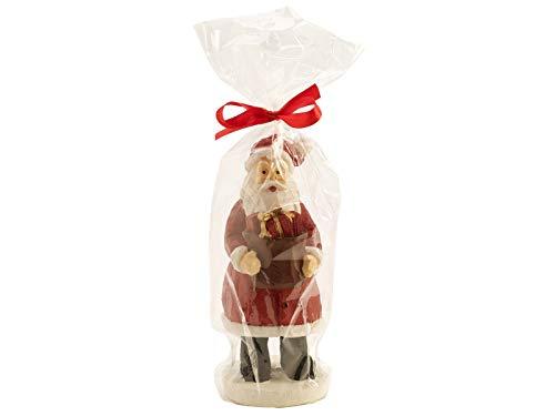 Villeroy & Boch 3593910055 Christmas Toys 2019 - Vela (16 cm), diseño de Papá Noel