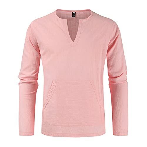 Camicie e T-Shirt Sportive da Uomo, Fitness T-Shirt Maglia Compressione Uomo Maniche Lungo Asciugatura Rapida Maglia da Sport per Corsa, Palestra Auifor