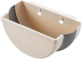 Papelera de basura plegable de Weichuang para colgar en la pared, papelera de reciclaje para puerta de armario de cocina, ...