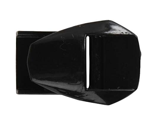 Fox Racing Comp 5 Strap Pass (Buckle Strap Receiver) Black No Size