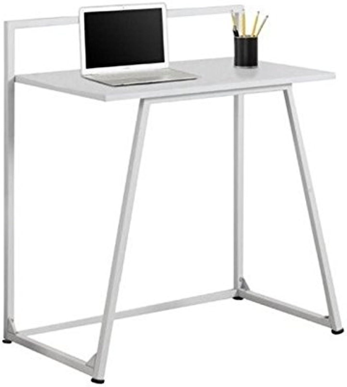 Atlin Designs 32  Juvenile Metal Writing Desk in White