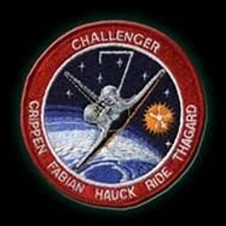 Nasa Orginal Raumfahrt Aufnäher Space Shuttle 7 Challenger 2