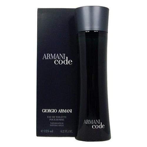 Perfume Armani Code Pour Homme Masculino Eua Toilette 125ml