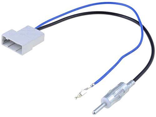 ADNAuto 81472 Adaptateur Antenne Din M- Ap08