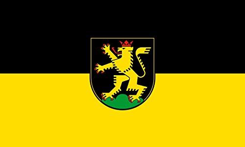 Unbekannt magFlags Tisch-Fahne/Tisch-Flagge: Heidelberg 15x25cm inkl. Tisch-Ständer