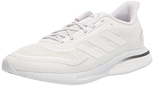adidas Supernova + Zapatillas de Running para Mujer, Color Blanco, Talla 38 EU