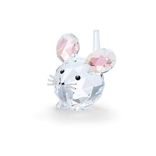 Swarovski Replika Maus, Kristall, klar, 2,8cm