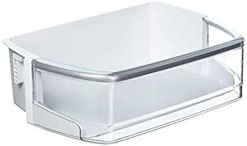 Lifetime Appliance AAP73252202 Door Shelf Bin  Right  Compatible with LG Kenmore Sears Refrigerator