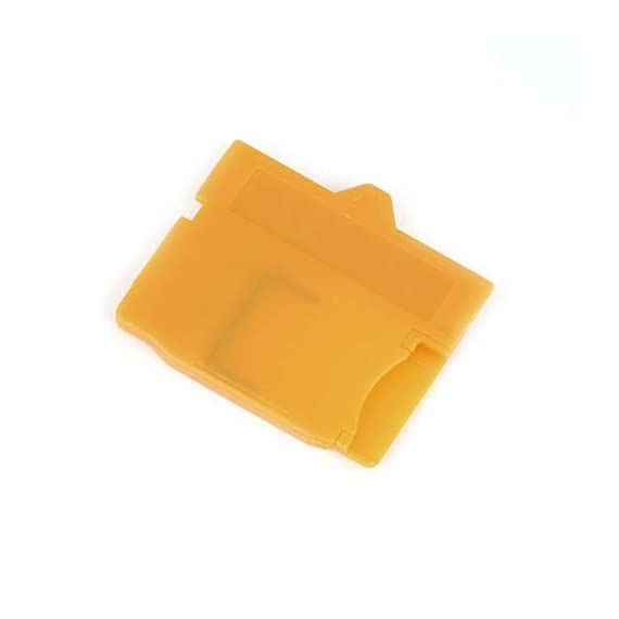 Rodalind yellow 25 x 22 x 2mm(l x w xh) 1pcs micro sd attachment masd-1 camera tf to xd card insert adapter for olympus 5 it is compact and portable tf(micro memory card) to xd camera card adapter prevent your camera and card from damage