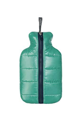 Fashy Warmtekussen met overtrek in gewatteerde jas-look.