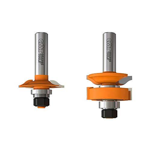 CMT Orange Tools 955,803,11 Coffret 3 pour cuisines fraises hm s 12