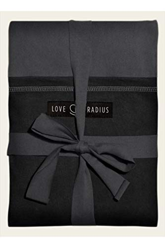 Love Radius 'l'Originale JPMBB' - Écharpe de Portage - ANTHRACITE poche Noir