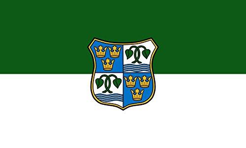Unbekannt magFlags Tisch-Fahne/Tisch-Flagge: Tegernsee, St 15x25cm inkl. Tisch-Ständer