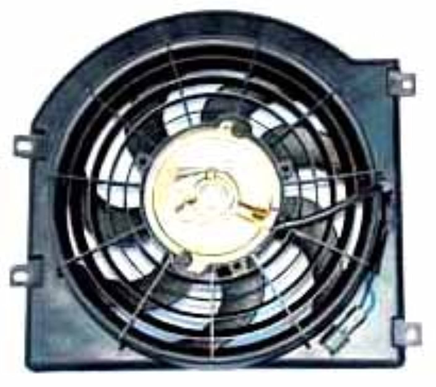 TYC 610740 Isuzu Rodeo Replacement Condenser Cooling Fan Assembly