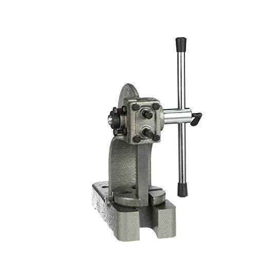 """HHIP 8600-0031 Heavy Duty Arbor Press, .5 Ton Capacity, 10"""" Height (Pack of 1)"""