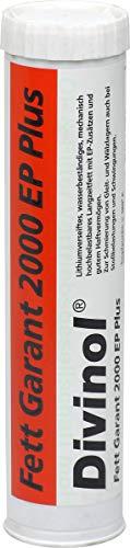 Divinol Fett Garant 2000 EP Plus KP2K-30 400g