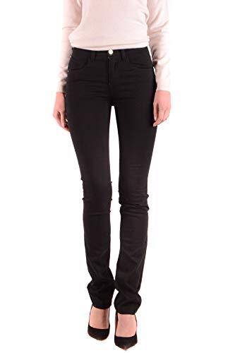 ARMANI JEANS Luxury Fashion Donna MCBI36780 Nero Jeans | Stagione Outlet