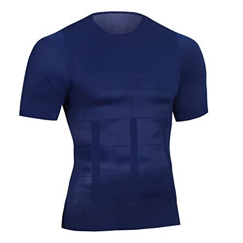 【超強圧版】コンプレッションウェア メンズ T袖 スポーツシャツ 加圧シャツ トレーニング インナー 吸汗速乾 高弾力 加圧