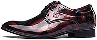 [PIRN] カジュアルシューズ メンズ 革靴 オシャレ 結婚式 新生活 卒業式 入園入学 滑り止め 磨耗に耐える 耐久性抜群 長持ちできる 背が高くなるシューズ シークレットシューズ 紳士靴 フラット 衝撃吸収 ビジネスシューズ