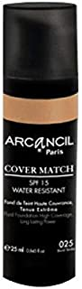 Arcancil Paris Cover Match Liquid Foundation [3034641630255]