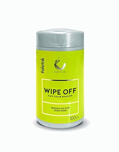 Colortrak Hair Color Remover Wipes Dispenser, Moist,...