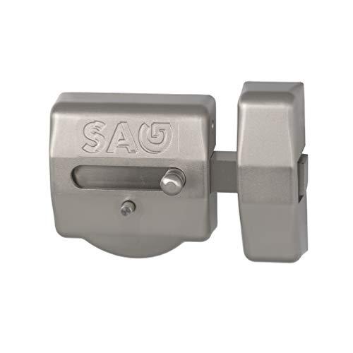 Sag Seguridad Aacp0047 - Cerrojo seg 140x115x75 csi-aacp0047 niq/sat sag