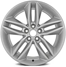 Partsynergy Replacement For OEM Take-Off Aluminum Alloy Wheel Rim 18 Inch Fits 2015-2018 Ford Edge 10 Spokes 5-108mm
