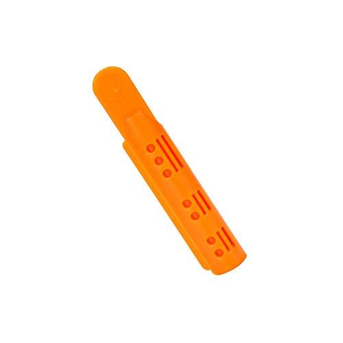 18 PCS Cheveux Rouleaux Clips Vague Moelleux Cheveux Perm Bar Tiges Bigoudi Coiffure Styling Outil