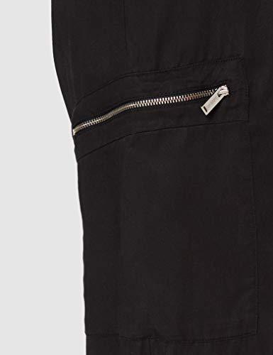 Superdry Damen Kaya Utility Jumpsuit, Schwarz (Black 02A), S (Herstellergröße:10) - 2