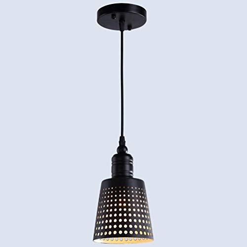 Zhang Ying Modern/Vintage/Industrieel/Metaal/Brons/Glas Plafond/Lamp/Hanglamp 2017 Nieuwe Editie/Vrolijk/Design/Creatief/In hoogte verstelbare hanglamp (binnenste wit buitenste zwart)