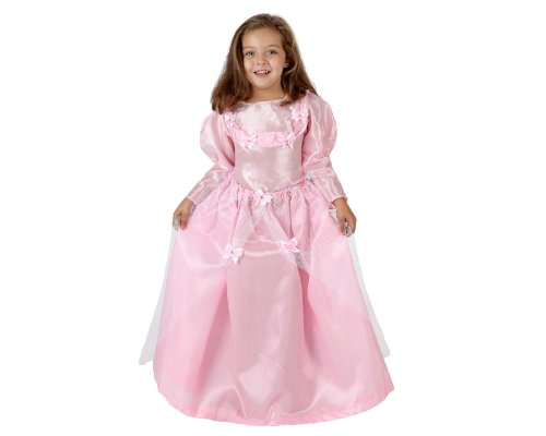 Atosa - 19706 - Costume - Déguisement De Princesse Fille - Taille 1