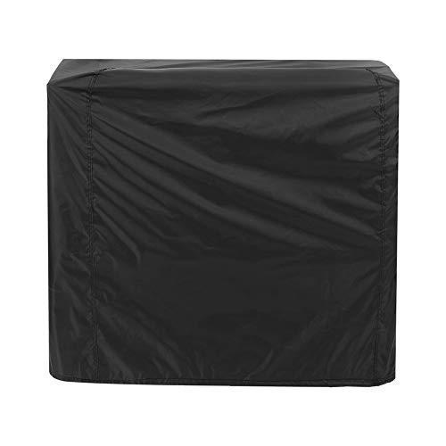 Simlug 【𝐕𝐞𝐧𝐭𝐚 𝐑𝐞𝐠𝐚𝐥𝐨 𝐏𝐫𝐢𝐦𝐚𝒗𝐞𝐫𝐚】 Prueba de Agua BBQ Grill Cover UV Weather Rip Resistant(80x66x100cm)