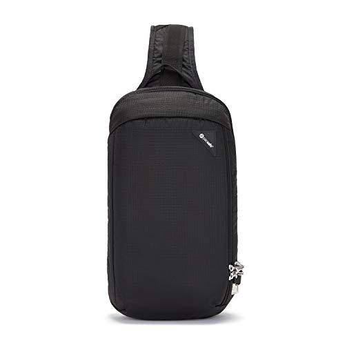 Pacsafe Vibe 325 Sac à dos antivol, style décontracté - Noir - noir profond, Taille unique
