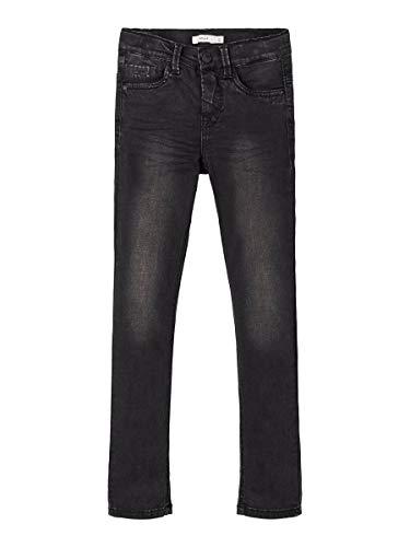 NAME IT Boy Jeans Superweiche Extra Slim Fit 164Black Denim