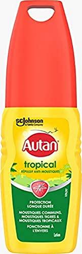 Autan® Tropical Spray Lotion,...