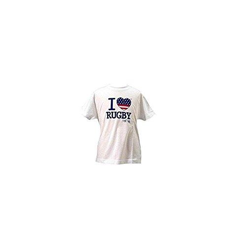 ULTRA PETITA Tee-Shirt - I Love Rugby USA