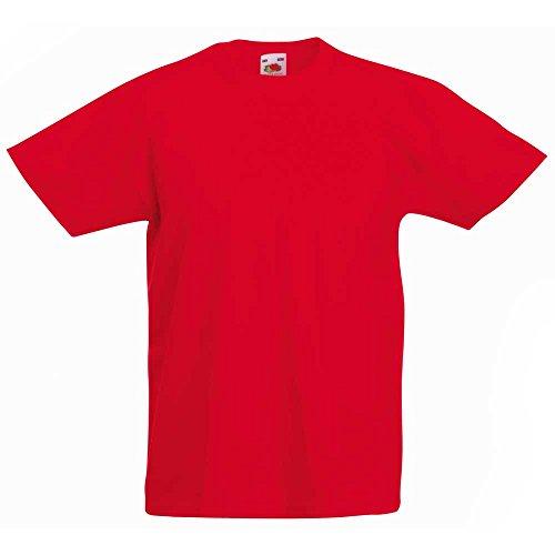 Fruit of the Loom Value T Camiseta juvenil