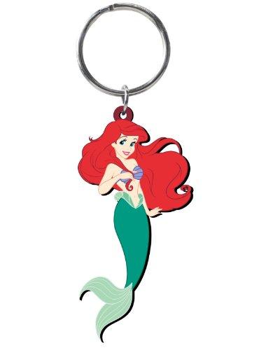 The Little Mermaid PVC Key Chain - Disney - Princess - Ariel...