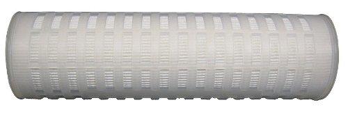 Plisado cartucho de filtro, 0,2micras, polipropileno Filtro de medios de comunicación, 5gpm caudal–1cada