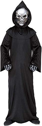 WIDMANN 55507 - Disfraz de demonio para niño (8 años) (talla 140)
