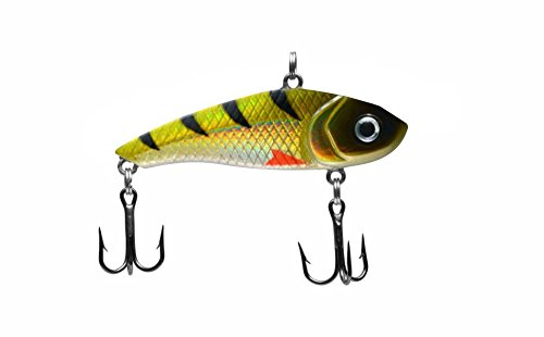Dynamic Lures HD Ice Fishing Lure | 2.00 Inch 0.20...