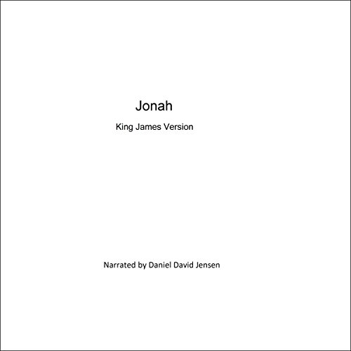 Jonah audiobook cover art