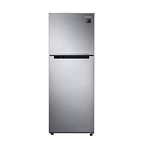 Samsung RT29K5030S8/ES Frigorifero Doppia Porta RT5000K, 300 Lt, Inox [Classe di efficienza energetica A+]