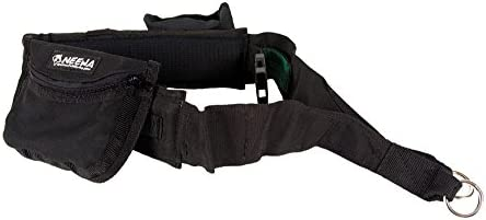 Neewa Dog Walking Belt with Pocket and Collapsing Bowl Ideal for Trekking Hiking Running with product image