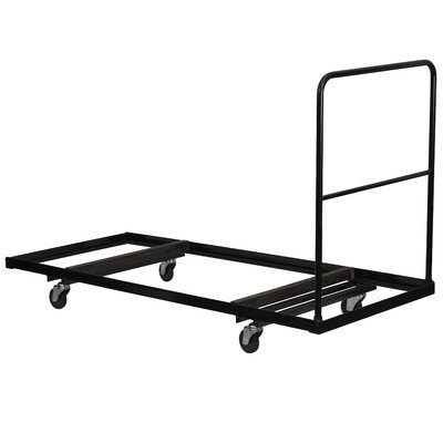 Hot Sale Steel Folding Table Dolly for Rectangular Folding Tables Quantity: Set of 6