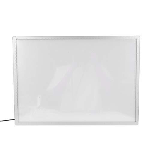 Uxsiya Caja de luz LED Caja de luz de póster Resistente para peluquería eficiente