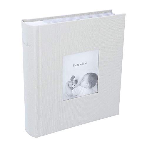 マークス ポストカードサイズ 200枚収納可 フォトフレームアルバム グレージュ CG-AL11-GBE