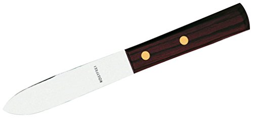 Herbertz Matrosen-Messer Leadwood-Griffschalen Länge geöffnet: 23.5cm, grau, M