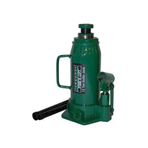Maasdam mpl12b Flasche Jack, 12Tonnen, grün