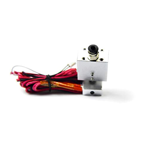 TEVO Tarantula 3D printer single extrusion hotend MK8 upgrade kit 12V
